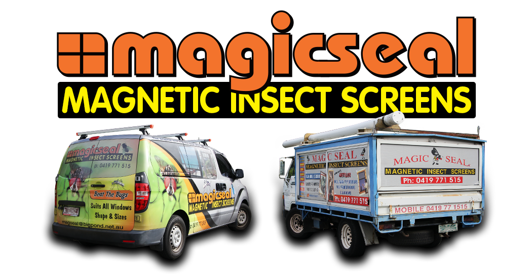 Magic Seal: Magnetic Insect Screens in Brisbane